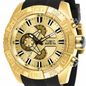 Invicta Men's 25998 Pro Diver Black Silicone Watch